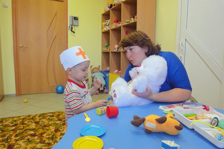 Карапуз - для детей от 1,5 до 2 лет