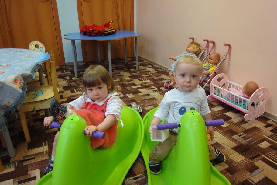 Малыш- для детей от 2 до 3 лет